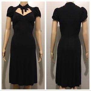 Betsy Johnson vintage black dress